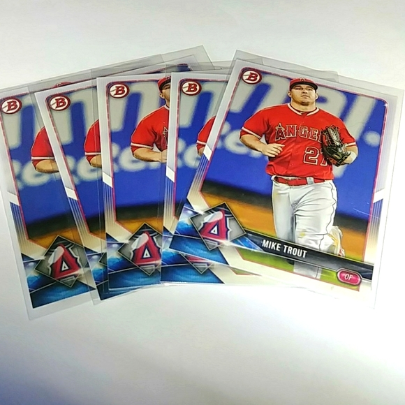 Mike trout #1